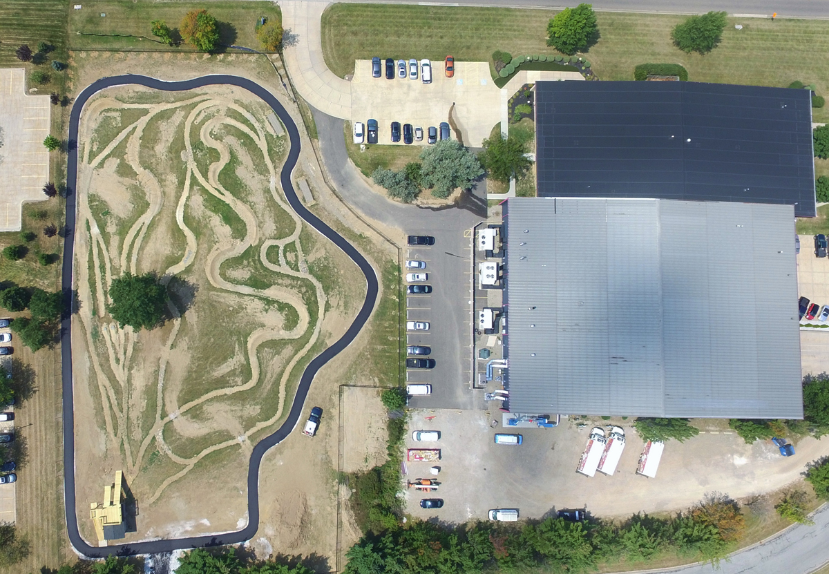 With on-site test track, American Technology Center is upping Kenda's tire game