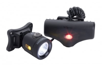 Light & Motion bike lights vis pro
