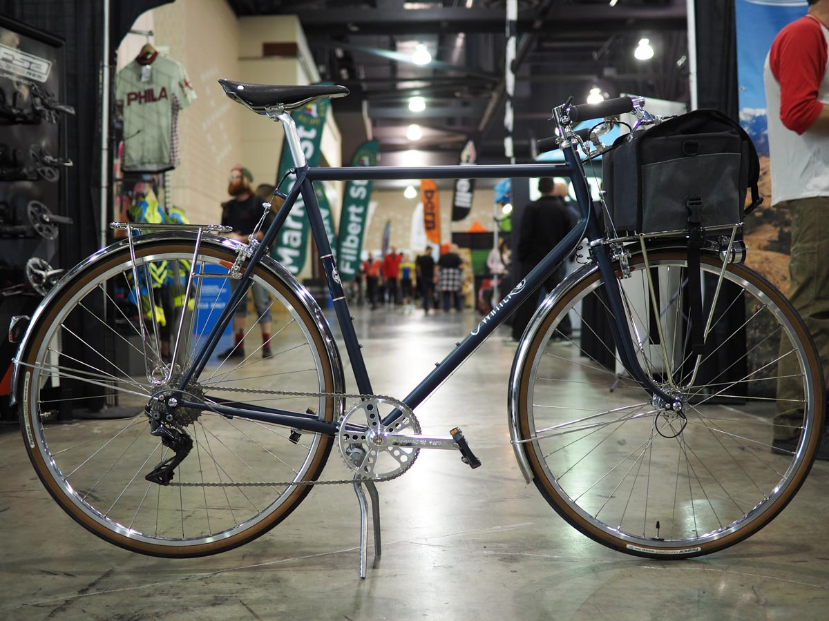 Pbe17 Winter Cycles Stunning Livreur French Porteur Bikerumor