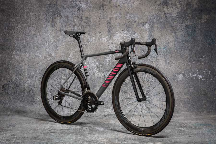 Rapha and Canyon Bicycles announce limited edition and invite only Ultimate CF SLX 9.0 Aero