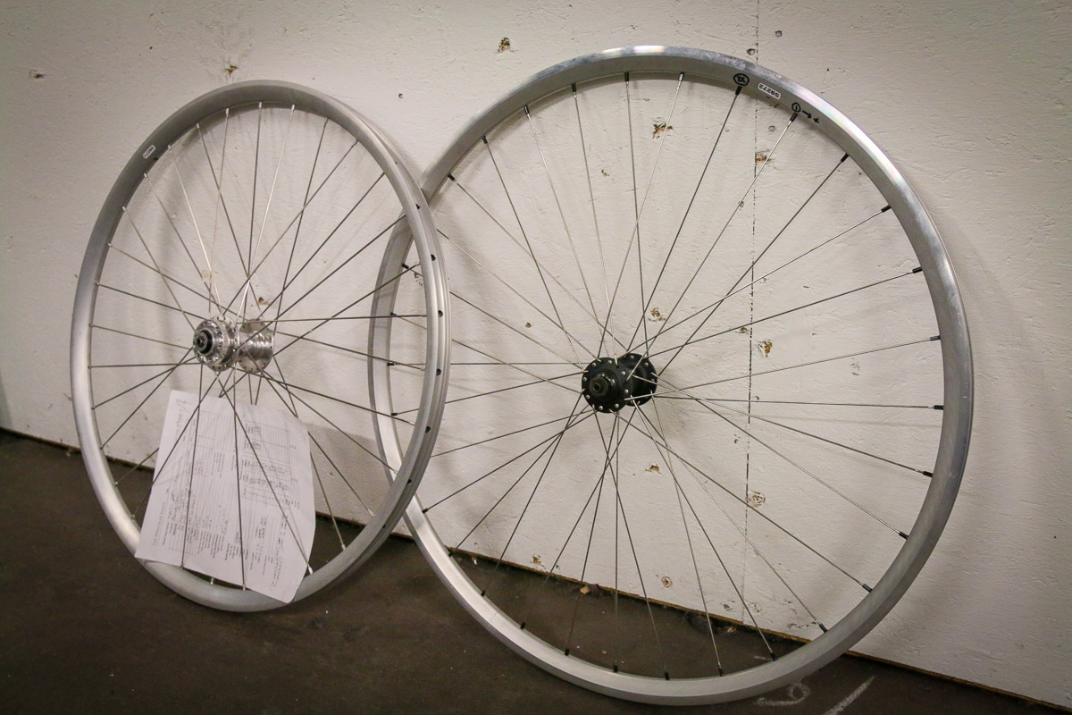 First Look: Astral offers proven Rolf Prima Performance in non-paired spoke designs