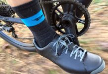 shimano xc5 might be the perfect shoe for gravel road bike riding and adventurous exploration by bicycle