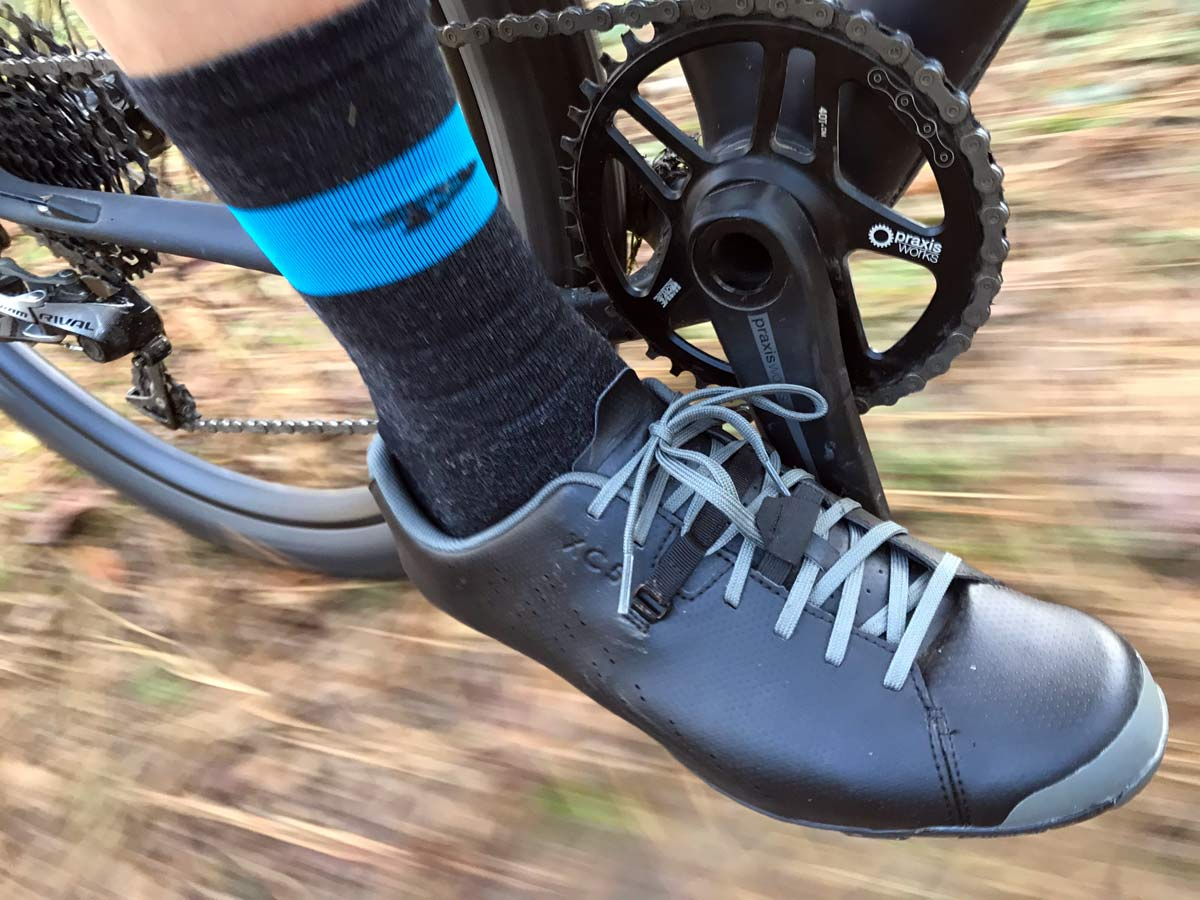 review shimano xc5 gravel shoes are the perfect do it all