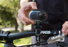 Rylo 4K 360-degree action camera lets you shoot everything then use only the best angles to create hi-def movies on your phone