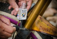how to lube your mountain bike fork stanchions