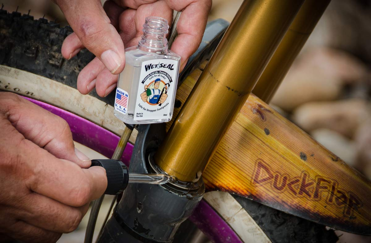 Suspension Tech: Should you lube your fork's stanchions