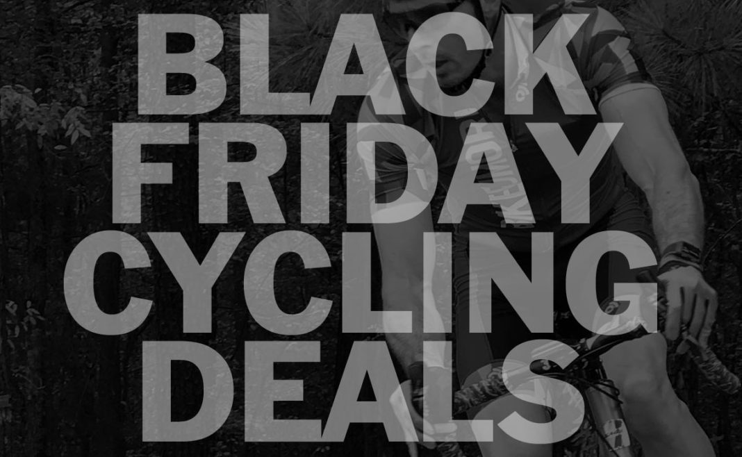 A complete list of the best black friday deals and sales for road mountain cyclocross and gravel bike cyclists