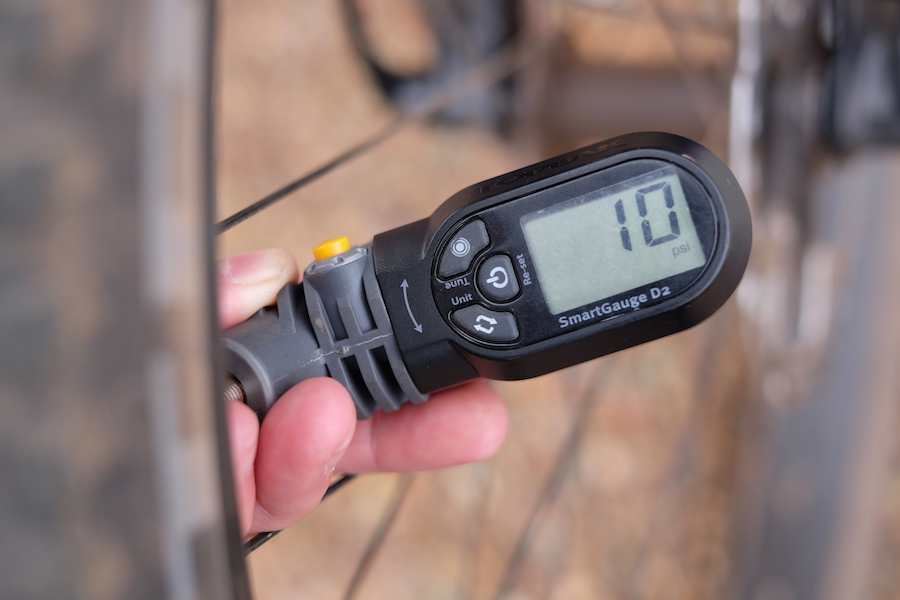 A good tire gauge helps pin down accurate pressure readings