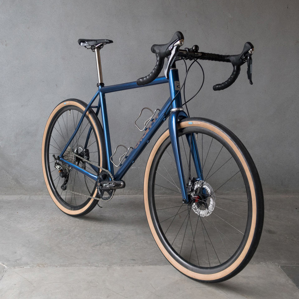 Caletti Cycles founder tells us how to order a custom road bicycle