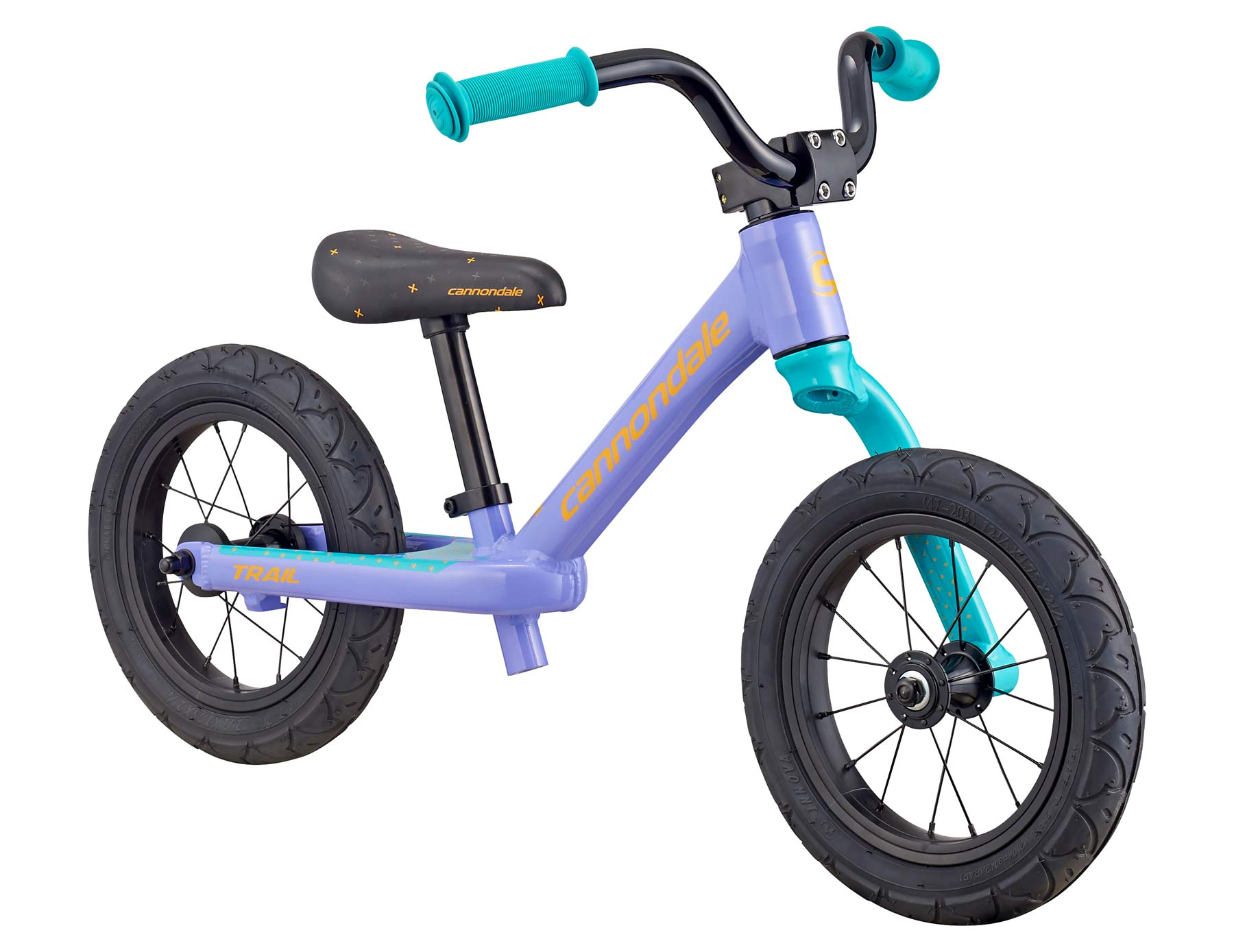 Toddlers Ride Kid Correct On A Lefty With Cannondale Trail Balance
