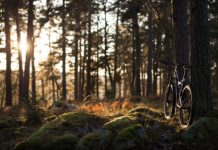 bikerumor pic of the day riding outside Stockholm Sweden.