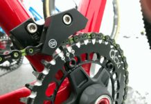 Robert Marion pro bike check with cyclocross bike hacks for better drivetrain management