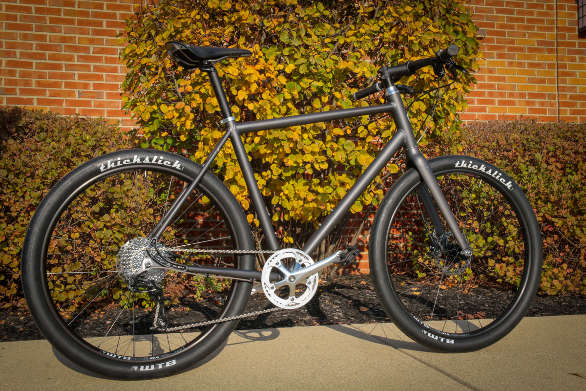 roll: bicycle company steps thru to new frames, new colors, & CR:1 Cafe Racer Edition