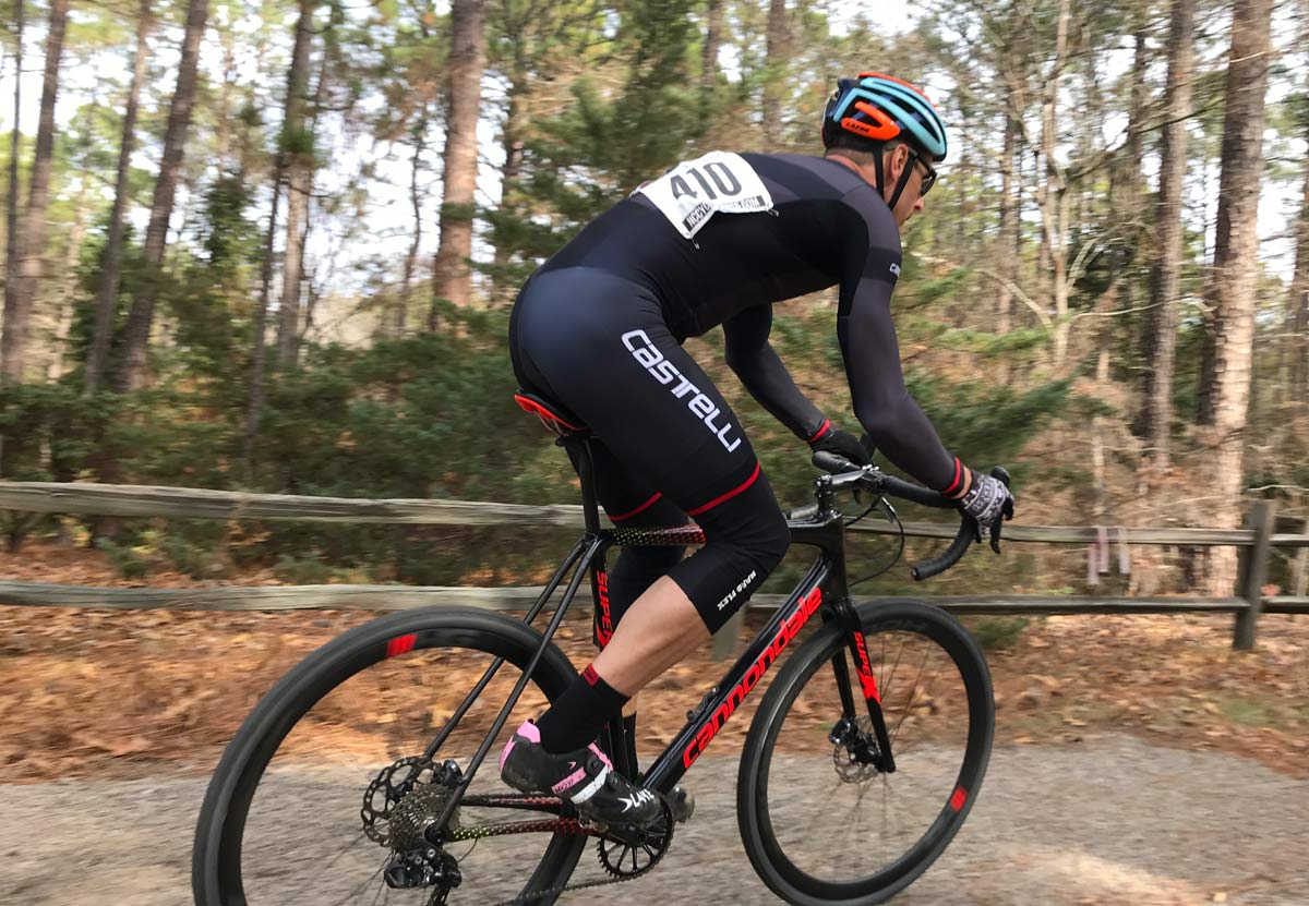 castelli cx 20 thermal speed suit cyclocross one-piece skin suit bibs and long sleeve jersey