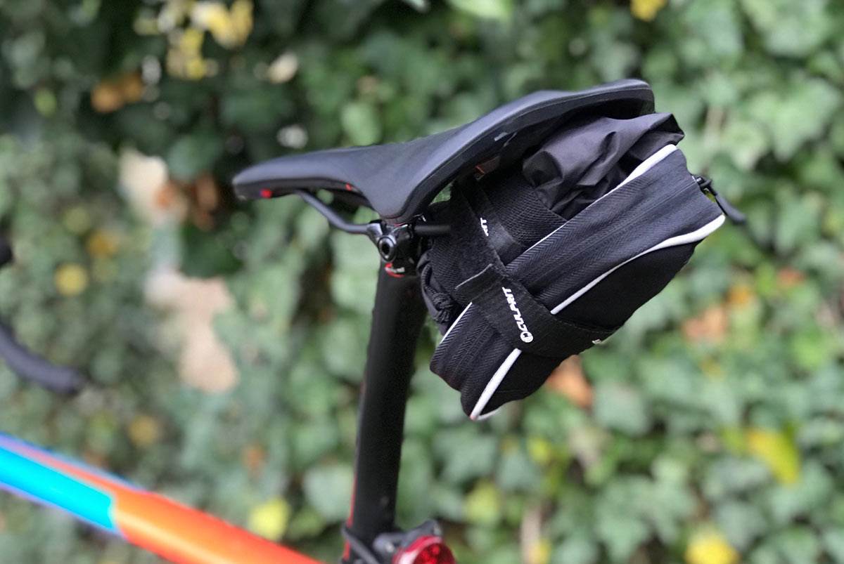 culprit covert ops saddle bag tool kit has everything you need for road and trail side bicycle repairs