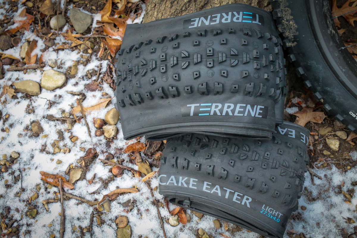 """How Do You Measure Tread On A Tire >> Tire Tech: How do the new 27.5"""" fat bike tires measure up against 26""""? - Bikerumor"""