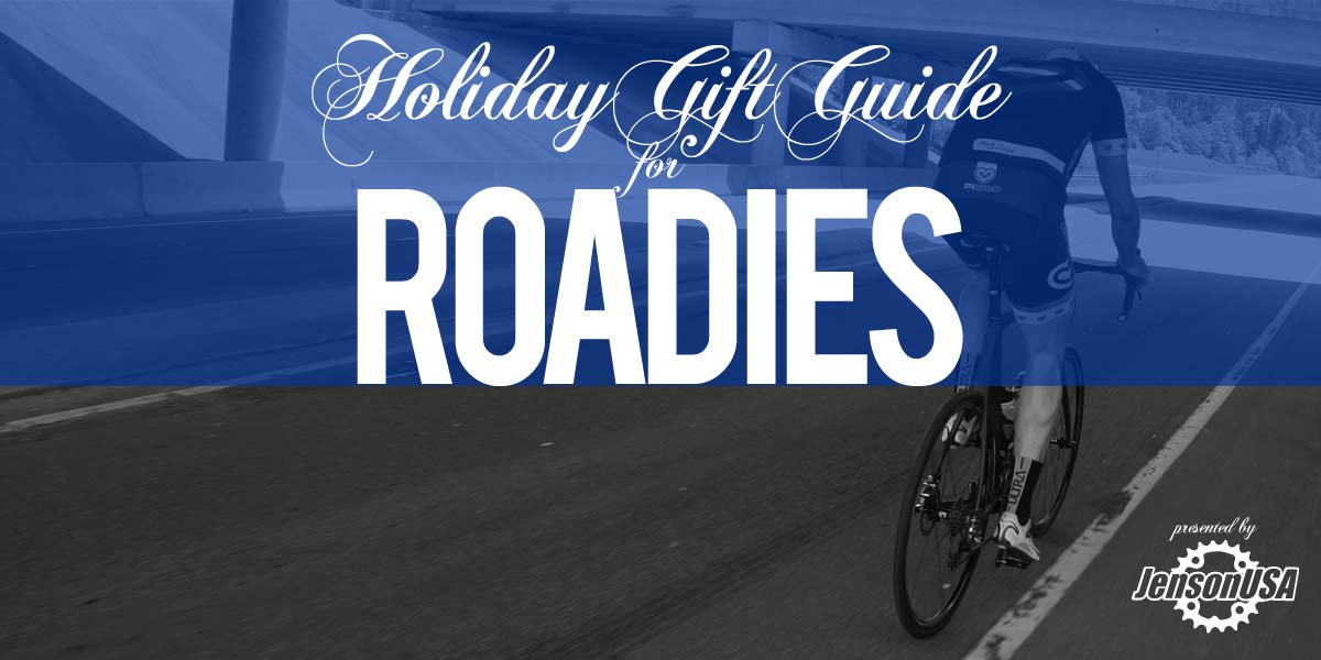 gift ideas for road cyclists presented by jensonusa bicycle mail order