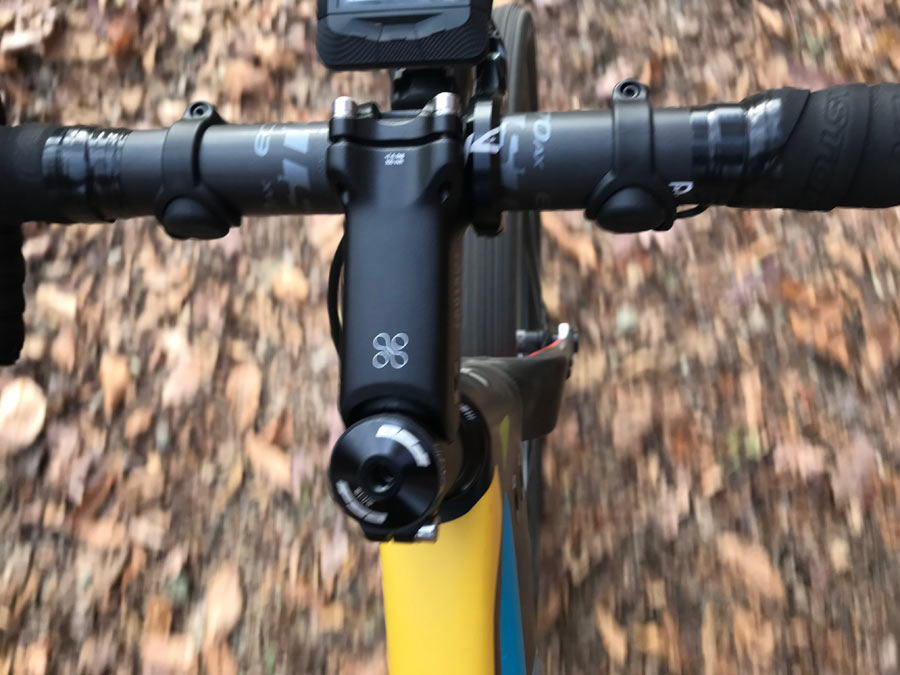 Redshift Sports Shockstop micro suspension bicycle stem review and actual weights