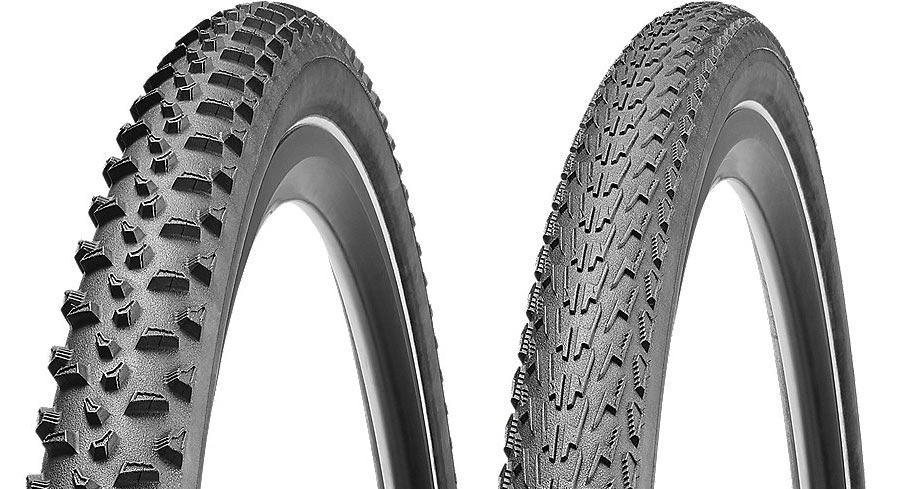2018 Specialized Terra Pro and Tracer Pro cyclocross tires with silica Gripton rubber compound