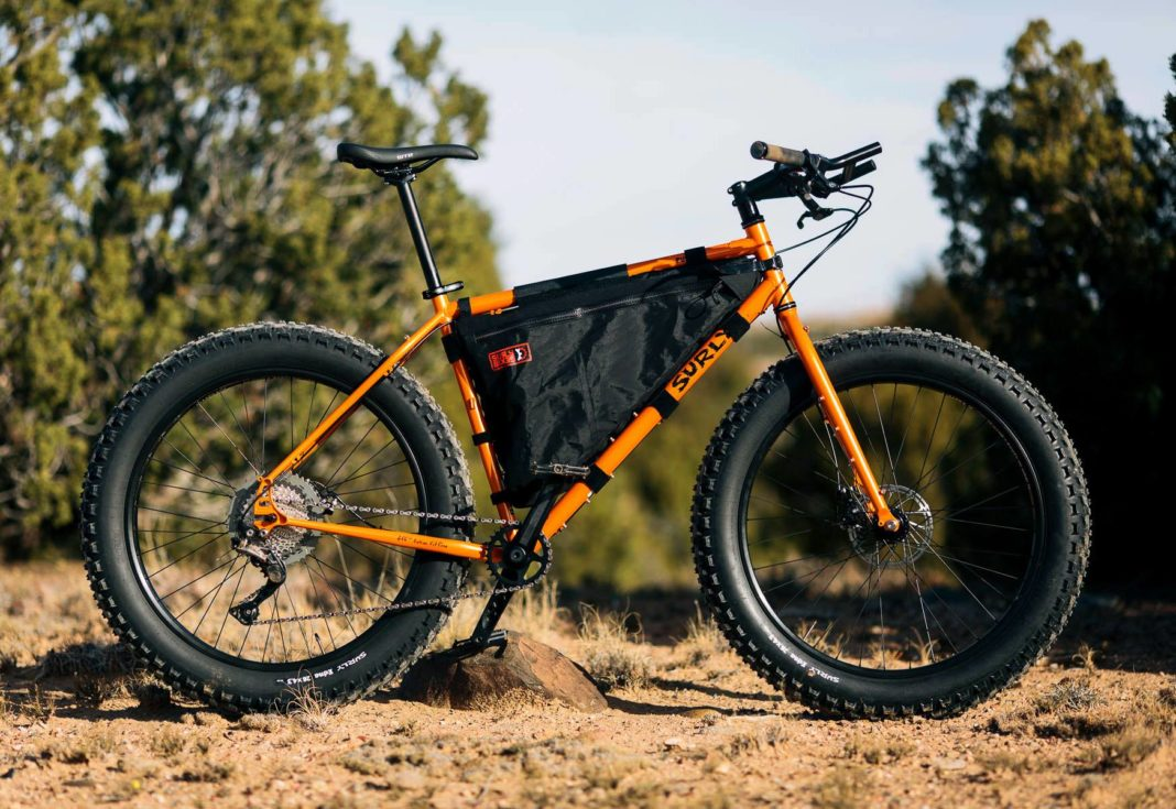 Surly Pugsley 2.0 returns as a complete touring fat bike ...