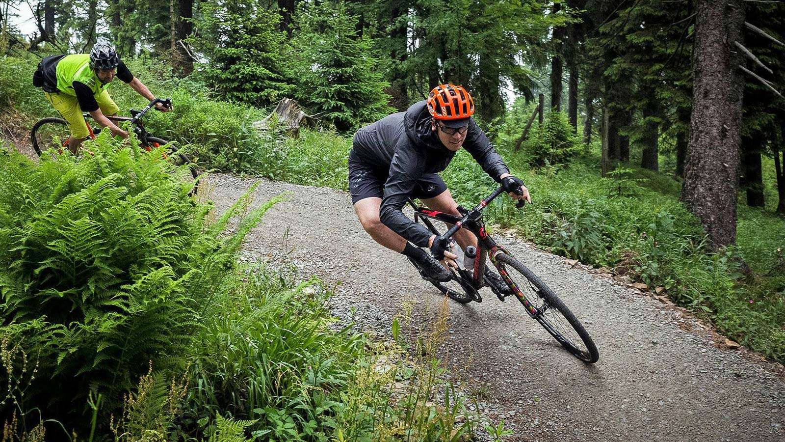 2019 Lost and Found Gravel Race Pro Men: Down to the Wire