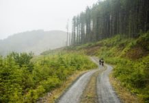 Watts Dixon Grinduro Scotland ride review and event race report