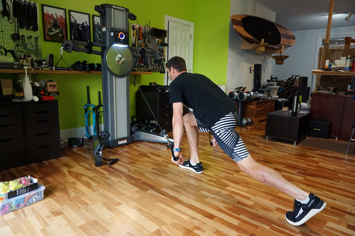 Review: NordicTrack Fusion CST wins w/ power-based strength training