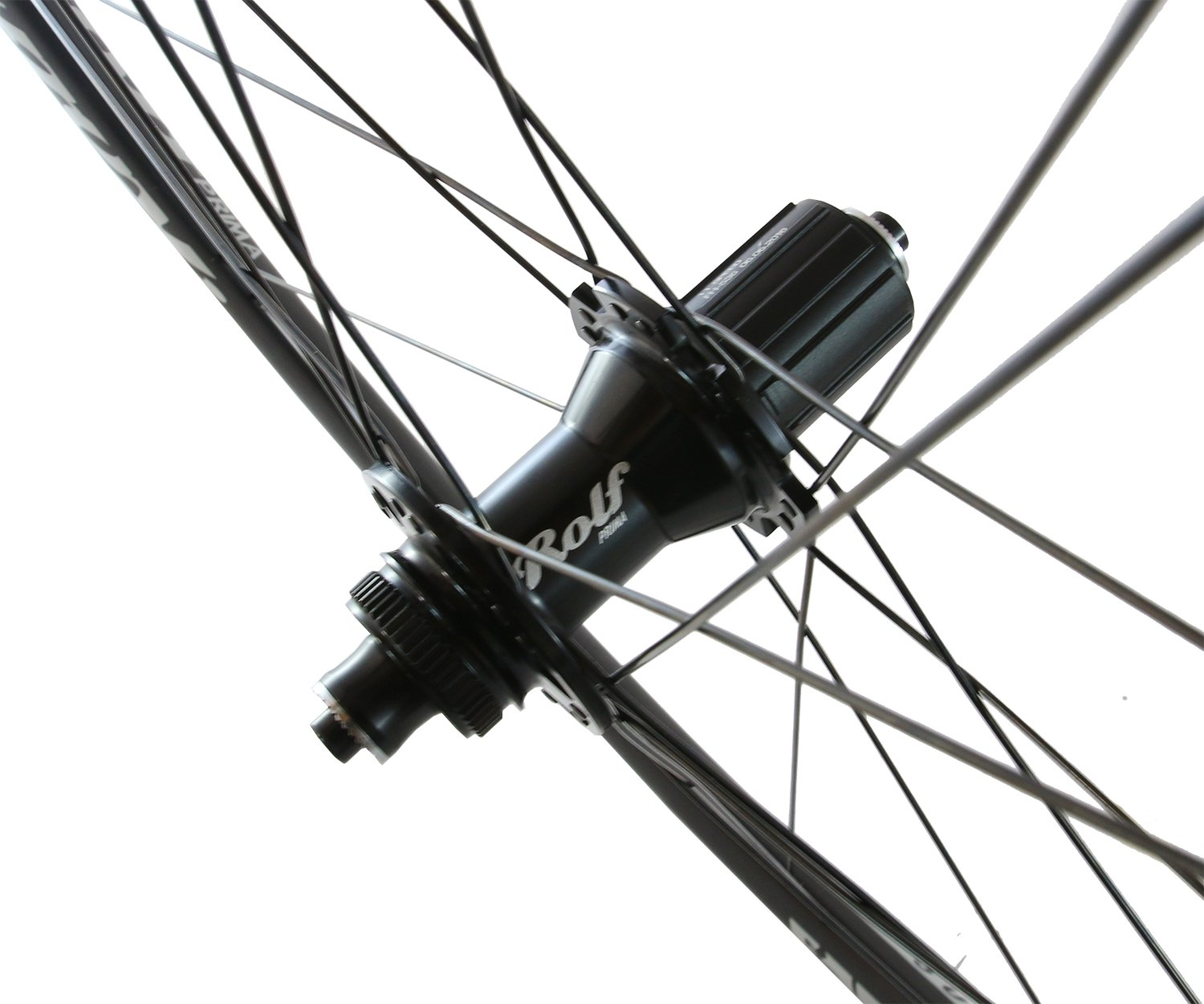Rolf Prima Black Rock XR hits the drop on pricing with XR hubs