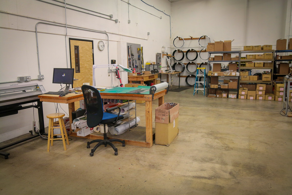 Factory Tour: Paired spokes or not, Rolf Prima is still going strong