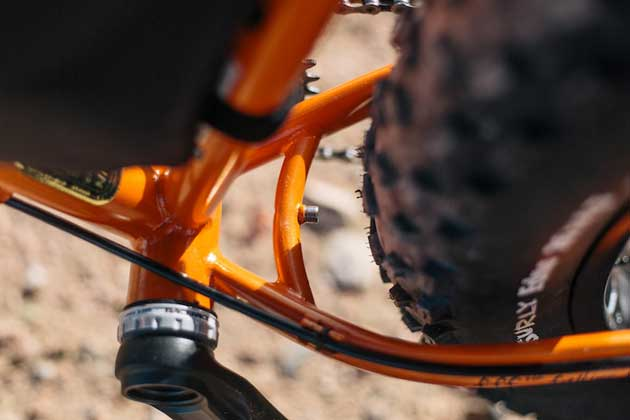 Surly Pugsley 2.0 returns as a complete touring fat bike with bigger tires