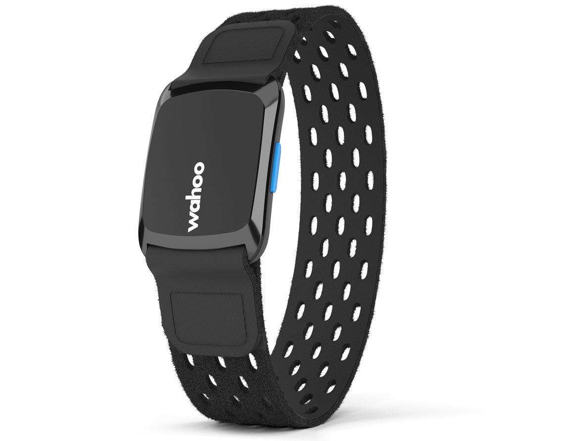 Wahoo TICKR FIT brings optical heart rate measurement to the forearm