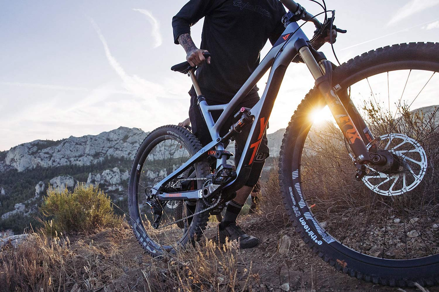 YT Industries uncages new look, 2018 mountain bikes, plus ...