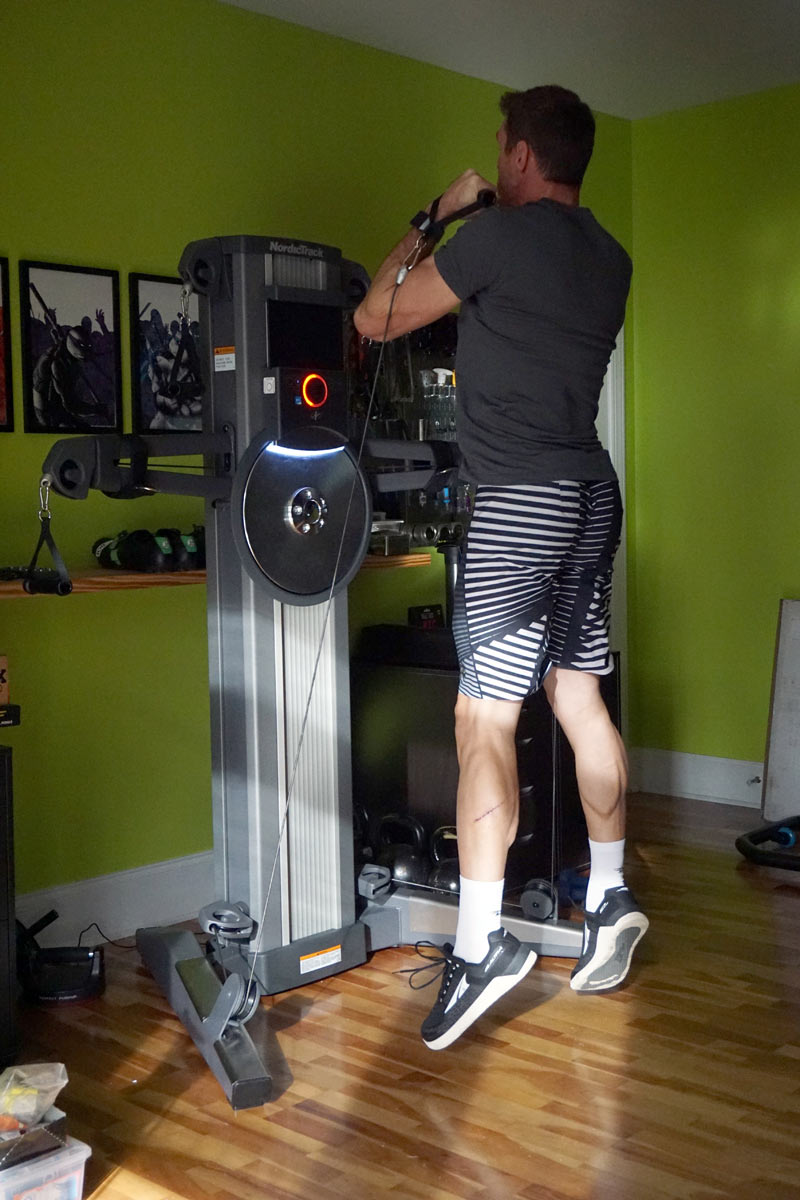 indoor bike trainer. zero noise.