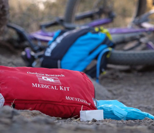 We review the five most common mountain bike crash injuries.