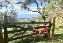 bikerumor pic of the day, bicycling in Zipacon, Colombia.