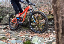 Industry Nine Trail270 alloy mountain bike wheels first impressions and ride review