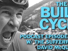 entrepreneurship interview with The Sufferfest founder David McQuillen on his startup story