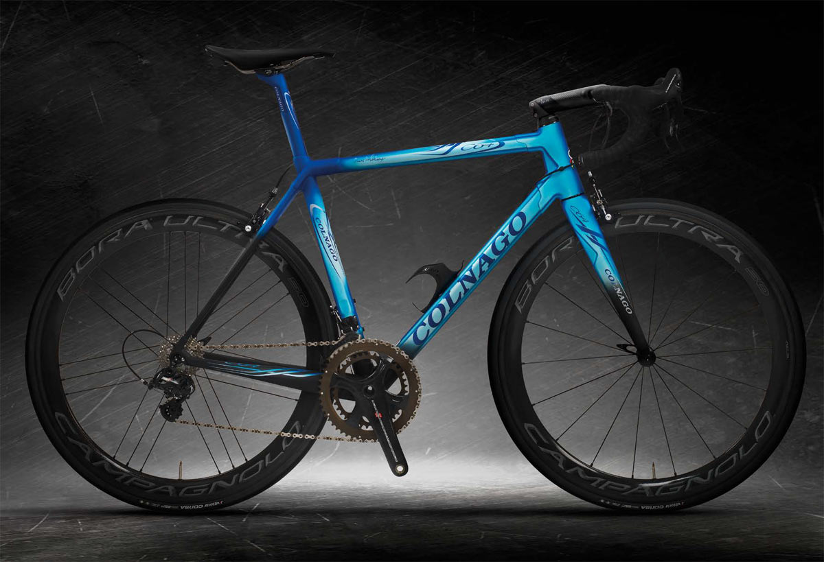 New Flagship Colnago C64 Is Their Lightest Fastest Most