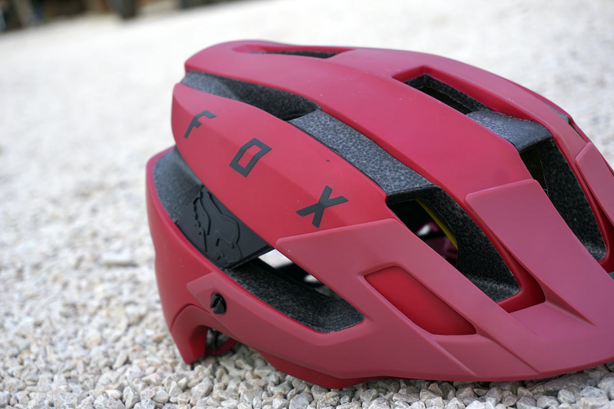 Fox Flux Mips MTB Helmet Black