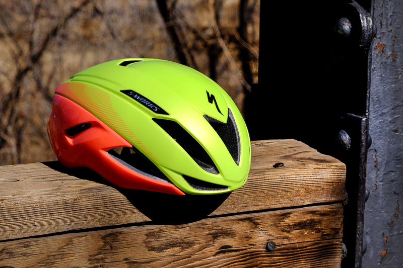 The all-new Evade II is the fastest road helmet on the market.