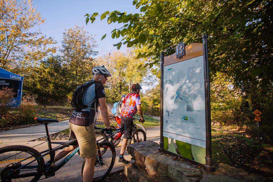IMBA's new Trail Lab and Trail Accelerator programs launch this year in Arkansas.