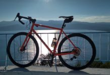 bikerumor pic of the day Kona Sutra Ltd on Lesbos, Greece