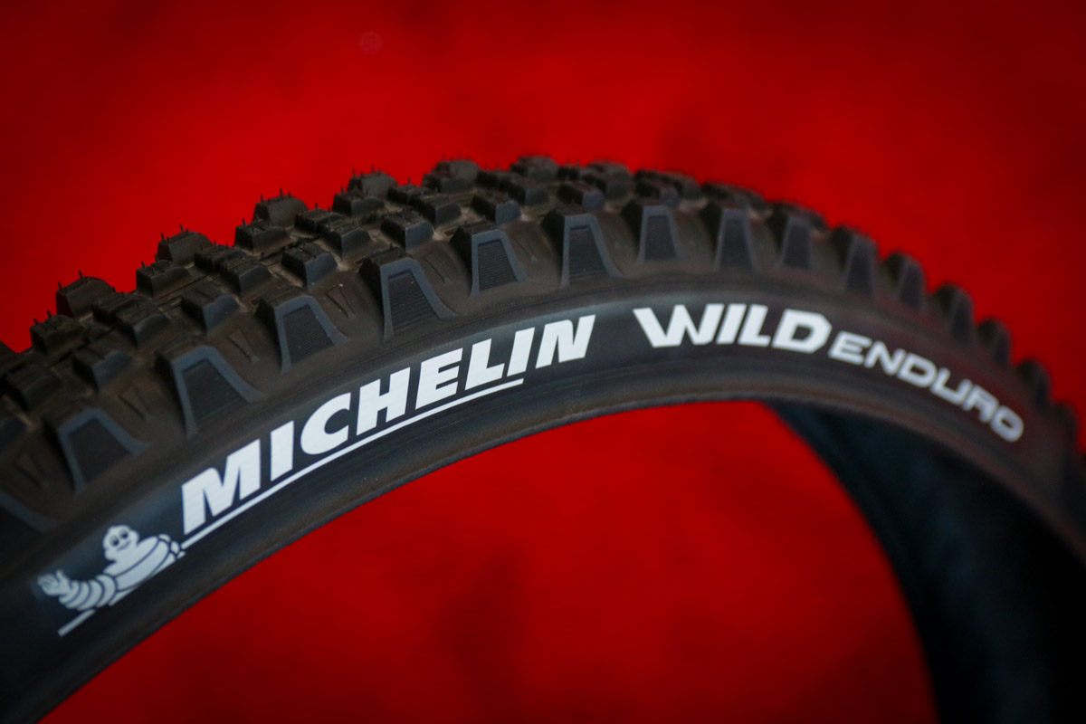 FB18: Michelin adds Power Gravel tire now, F/R specific Wild Enduro later