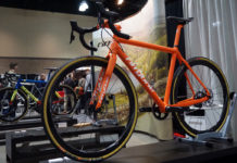 Fifty One Cycles new carbon disc brake road bike available in full custom geometries using Kevin Quan designed rear end