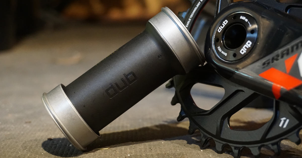 2018 SRAM DUB XO1 Eagle actual weights and tech details