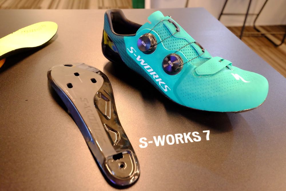 Specialised S Works Road Shoes