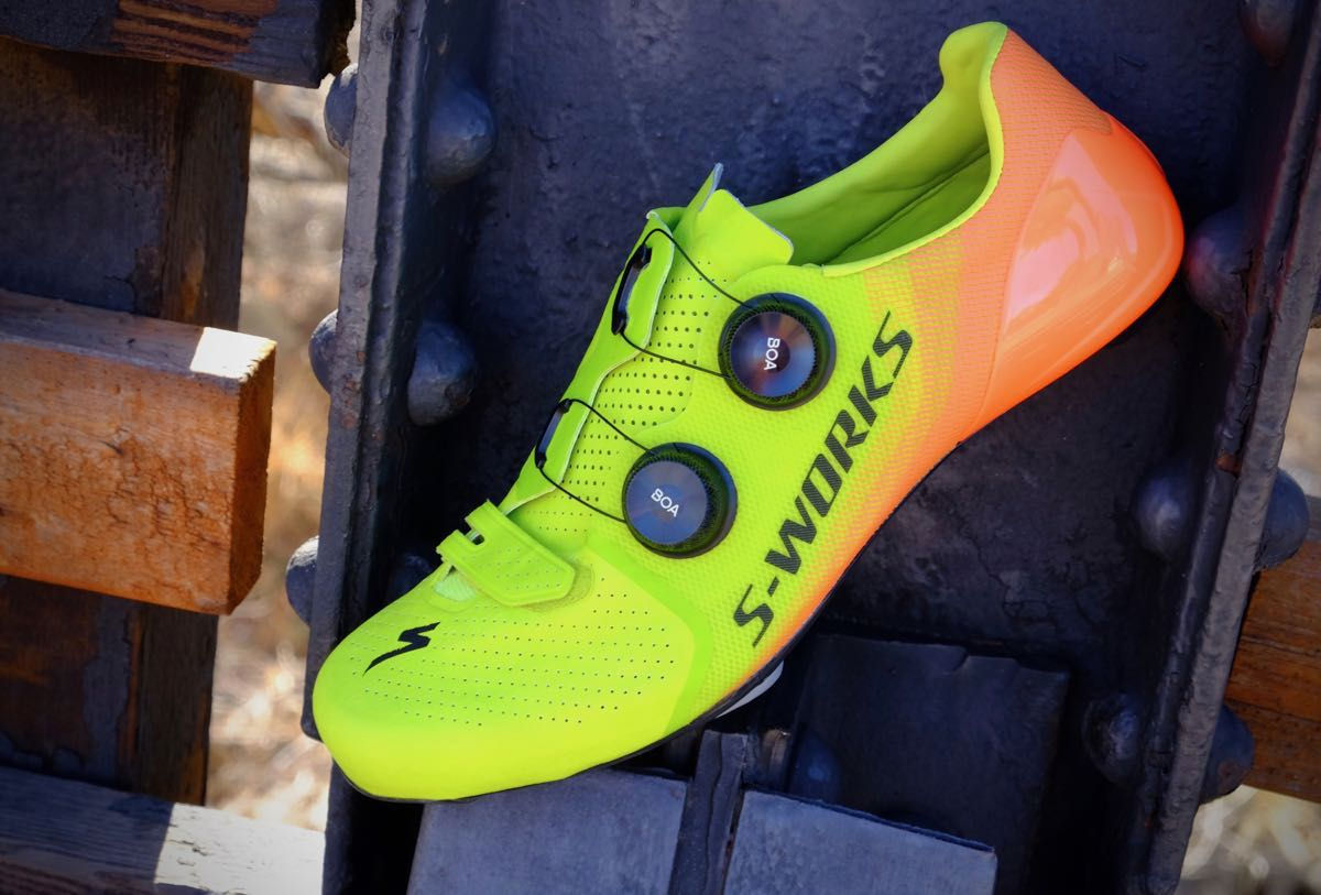 The New S Works 7 Road Shoe Has More Toe Room And A Lighter Sole