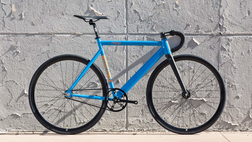 State Bicycle Paints Up Typhoon Blue Limited Edition Black