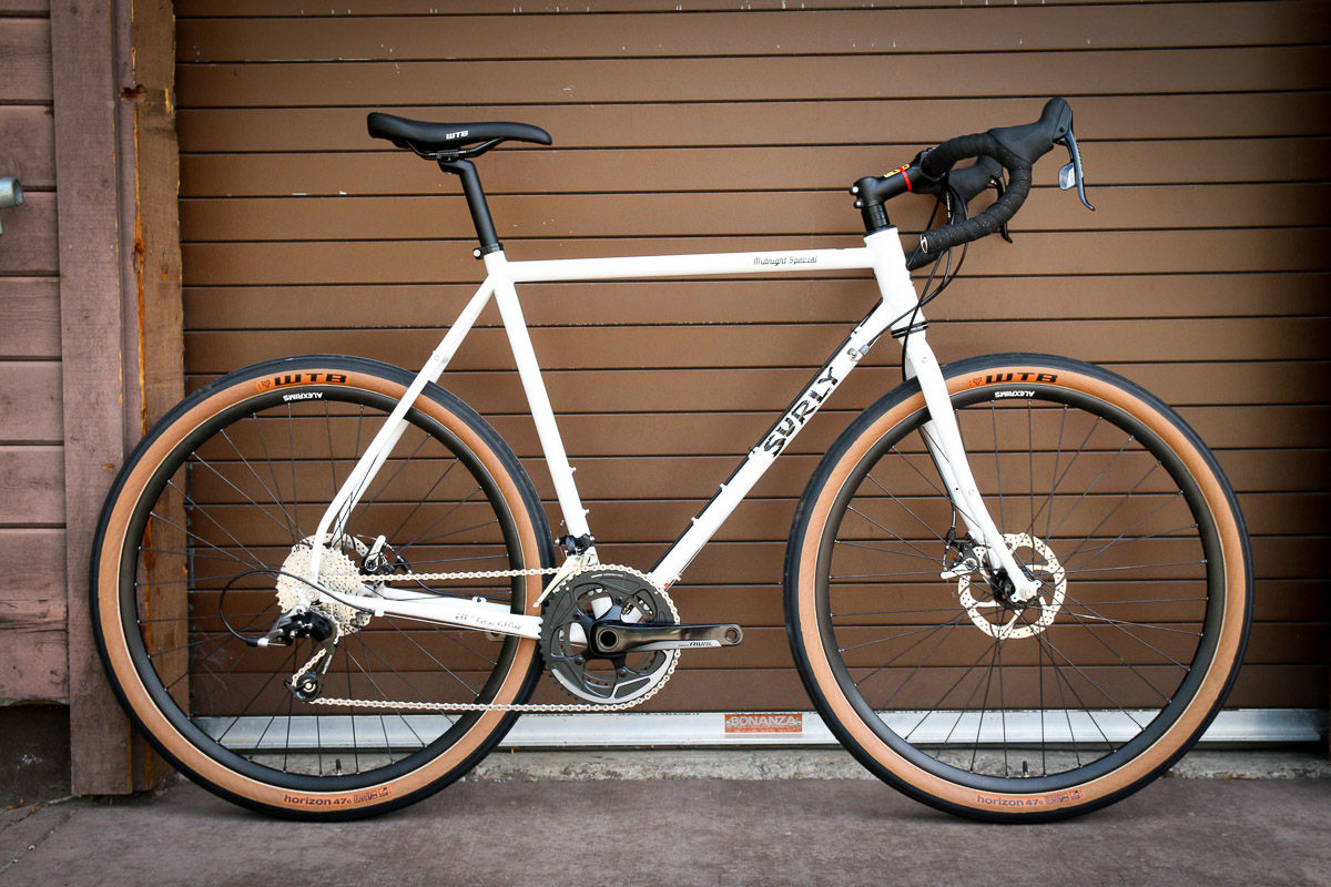 Surly Midnight Special rides in on road plus and modern standards ...