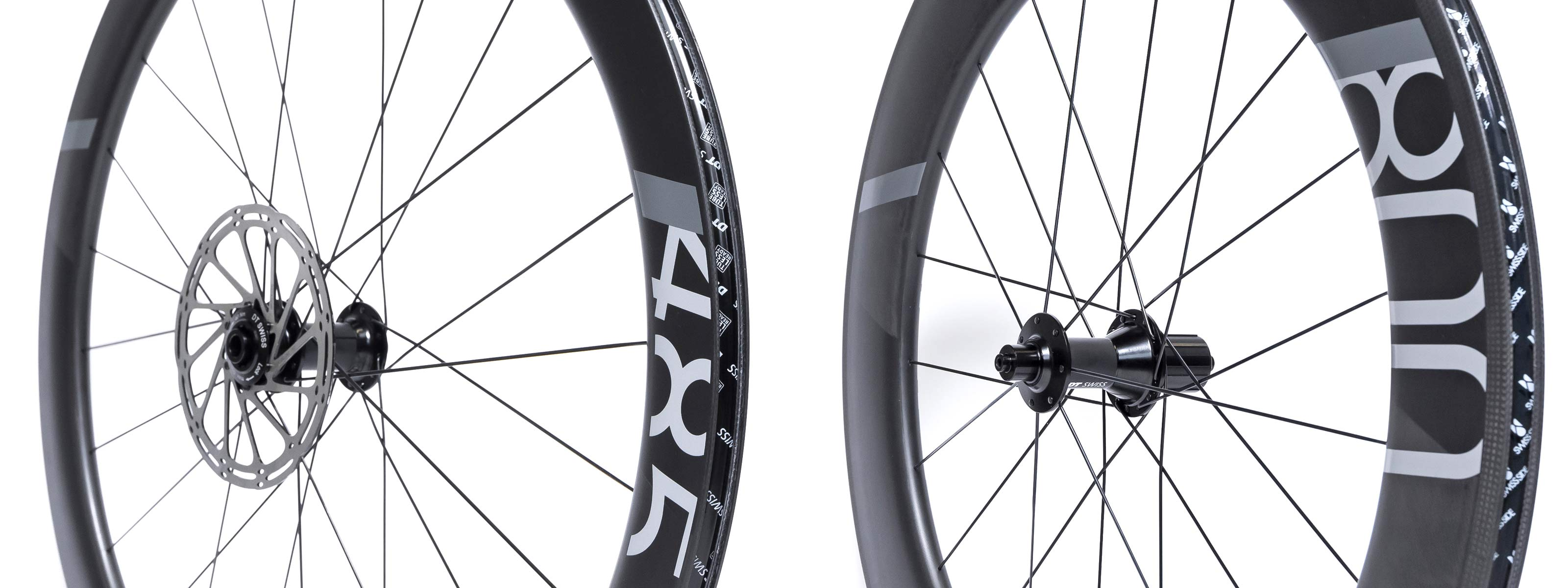 Swiss Side Hadron Classic Mid Deep Section Carbon Aero